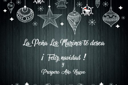 ¡Feliz Navidad Marin@s!